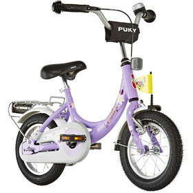 "Puky ZL 12-1 Alu Bicycle 12"" Kids, flieder"